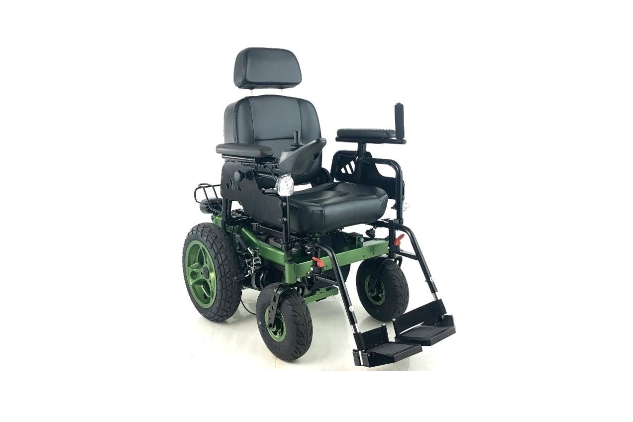 전동식 휠체어